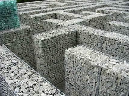 石笼网箱挡土墙的使用具有哪些特性