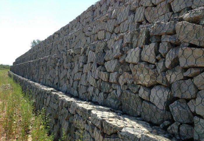 浅述石笼护垫在河道安装步骤有哪些